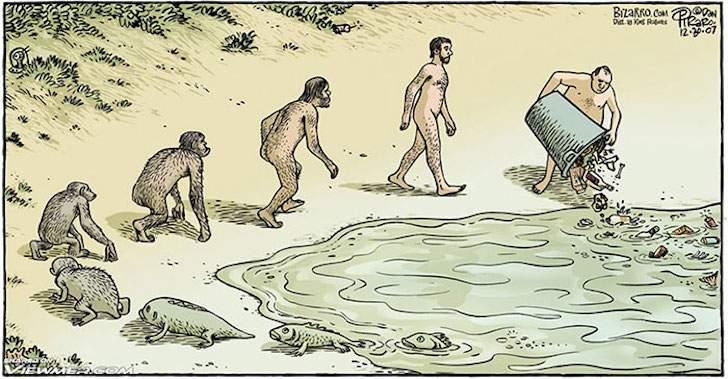 6 cosas que Darwin nunca dijo (y una que sí) 4