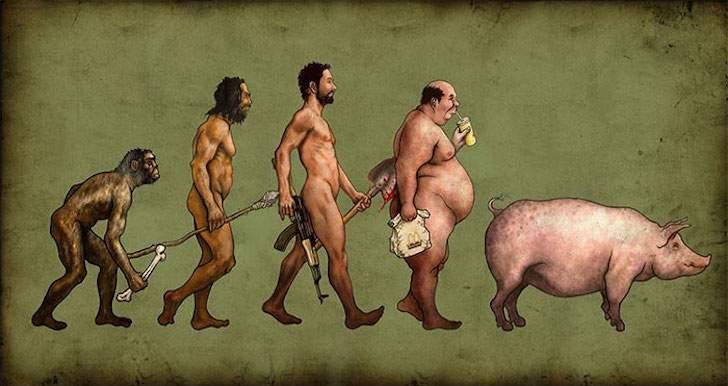 6 cosas que Darwin nunca dijo (y una que sí) 8