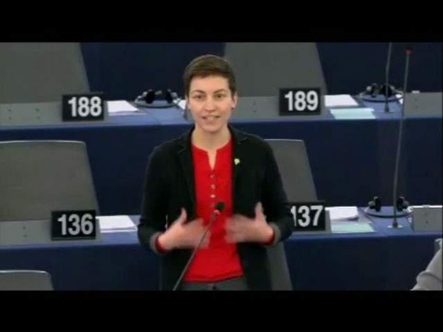 El discurso que arrasa en las redes sociales sobre el 'Consejo Europeo de la vergüenza' 14