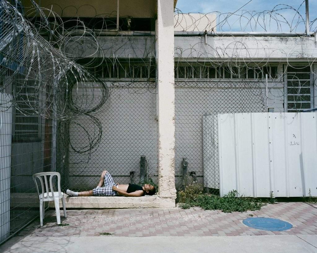 Cárcel israel