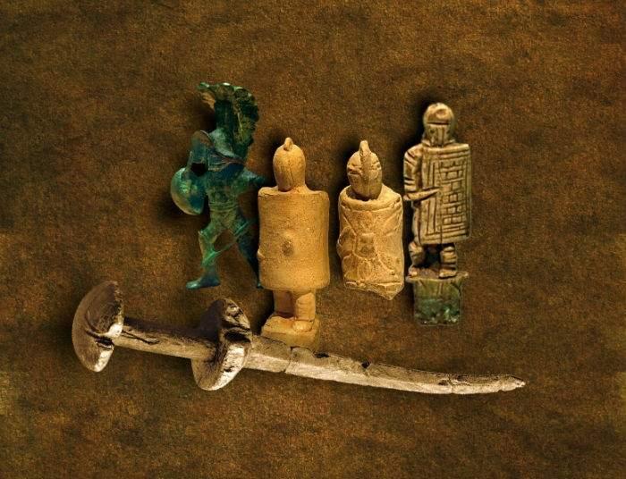Así eran los juguetes de hace miles de años 4
