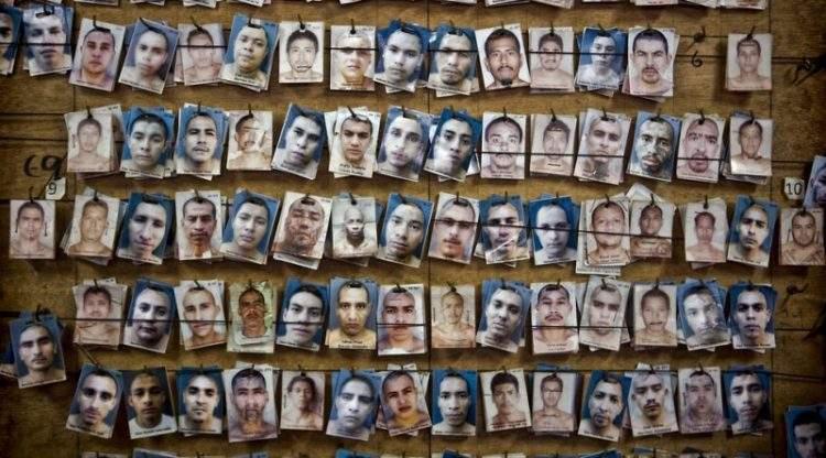Así se vive en las cárceles de El Salvador, las peores de toda América 12