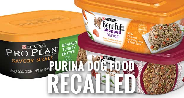 Nestlé Purina has announced a voluntary recall of certain Beneful and Pro Plan dog foods because they may not contain the appropriate level of vitamins and minerals.