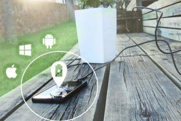 Jóvenes de todo el mundo desarrollan un sistema para cargar el móvil, ¡con una planta! 6