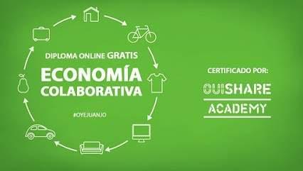 ¿Qué es la Economía Colaborativa? ¿Es legal? Este MOOC gratuito te lo explica 2