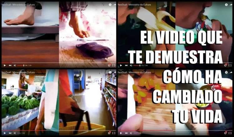 El video que en 1 minuto, te sonrojará al comparar cómo hemos cambiado nuestras vidas 6