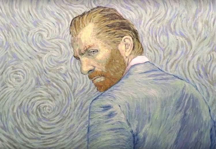 """Las obras de Van Gogh cobrarán vida en la primera película de animación """"al óleo"""" 6"""