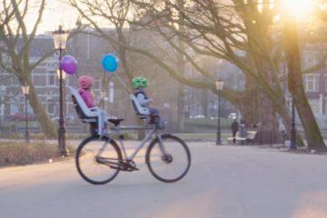Google inventa la primera bicicleta que se conduce sola 13