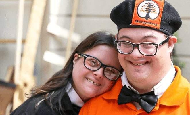 Abren el primer hotel atendido solo por personas con Síndrome de Down 2