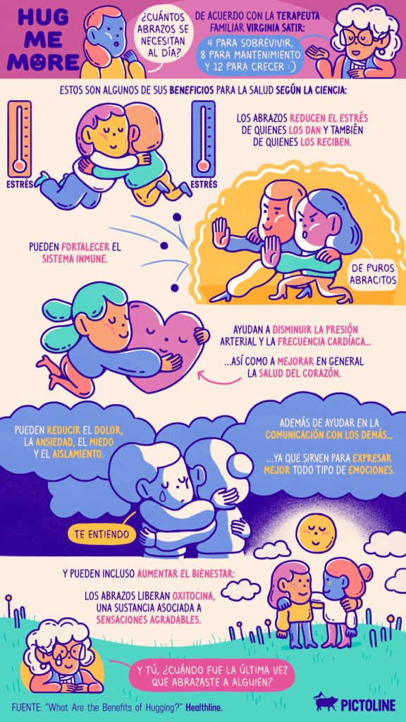 11 formas de abrazarnos que revelan nuestra personalidad 1