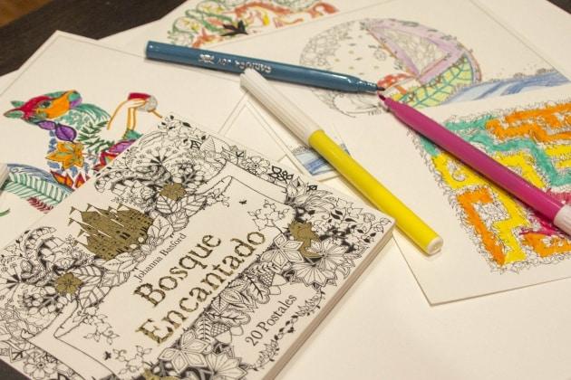 Por qué los libros para colorear para adultos se han vuelto tan ...