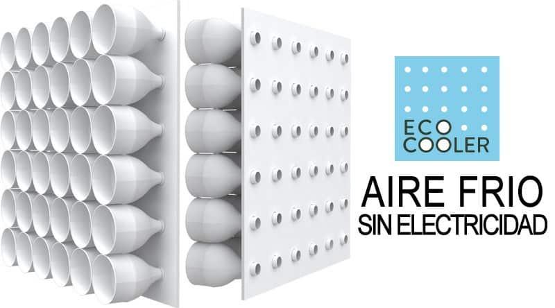 Eco Cooler, el aire acondicionado de bajo coste que no necesita electricidad 4