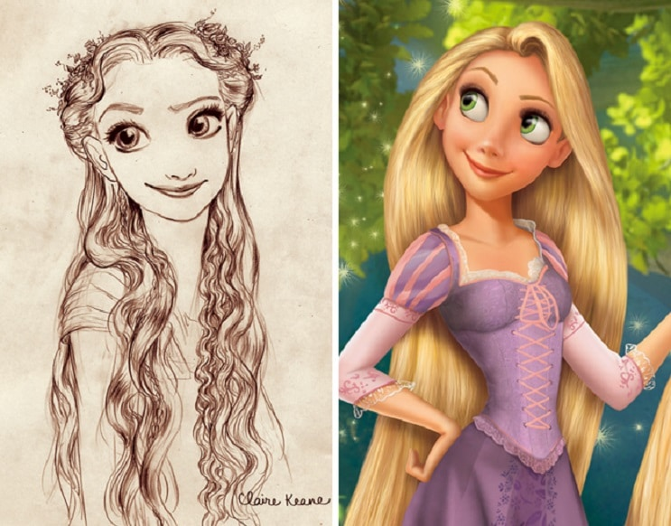 Rapunzel – Rapunzel- Enredados