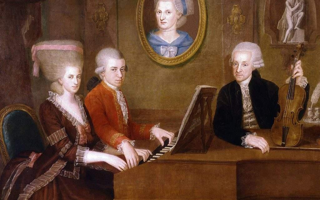La hermana de Mozart era también un genio, pero dejó de tocar por esta razón 2
