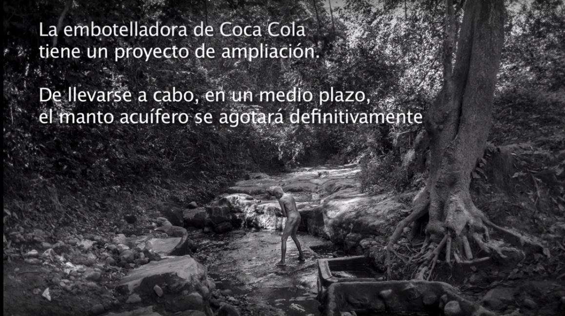 30.000 personas condenadas a quedarse sin agua por culpa de Coca-Cola 2