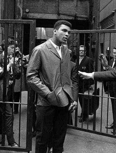 Muhammad Ali, boxeador, pero también un luchador social que peleó por sus ideales 1