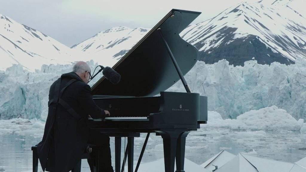 Ludovico Einaudi lleva tu voz hasta los icebergs del Ártico 14