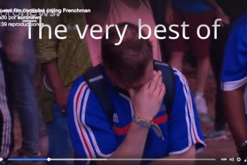 Lo mejor de la final de la Eurocopa 2016 es un vídeo del que nadie habla 6