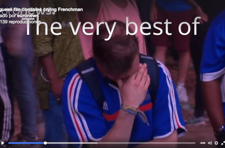 Lo mejor de la final de la Eurocopa 2016 es un vídeo del que nadie habla 2