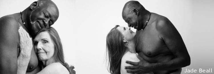 Gerry y Darwin, un matrimonio interracial en los EE.UU.