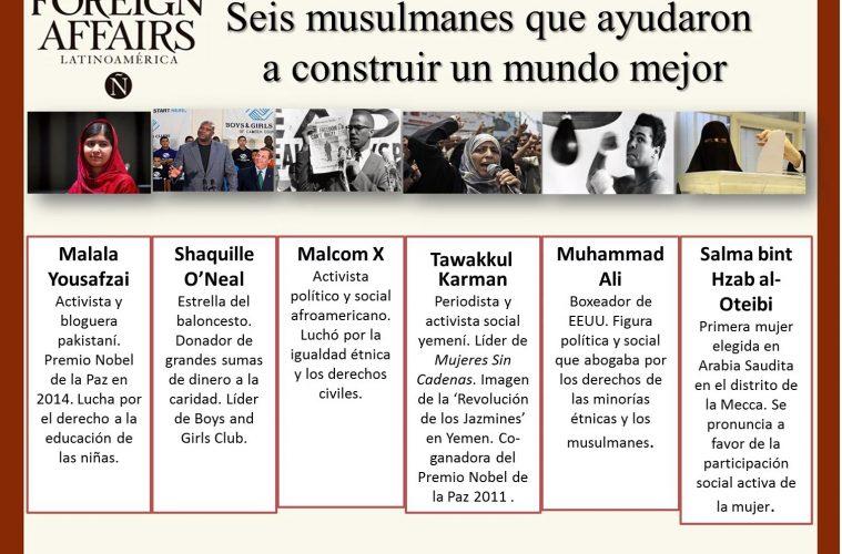 6 musulmanes ejemplares que ayudaron a construir un mundo mejor 2