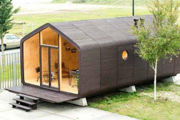 La casa de cartón por 25.000€ que dura un mínimo de 50 años y es 100% ecológica y reciclable 8