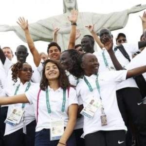 Un equipo de refugiados competirá en los Juegos Olímpicos por primera vez 2