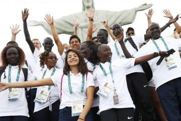 Un equipo de refugiados competirá en los Juegos Olímpicos por primera vez 22