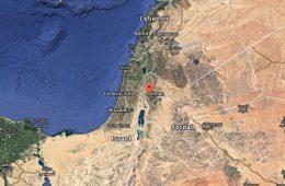 Palestina desaparece de Google Maps 20