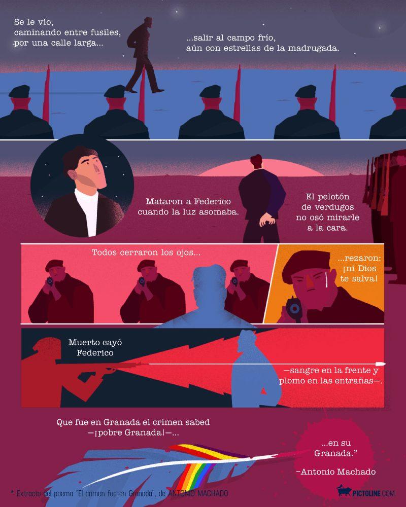 20 pensamientos de Federico García Lorca que deben perdurar en la historia 1