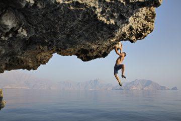Esto es lo que hace un escalador cuando su cerebro no reacciona al miedo 8