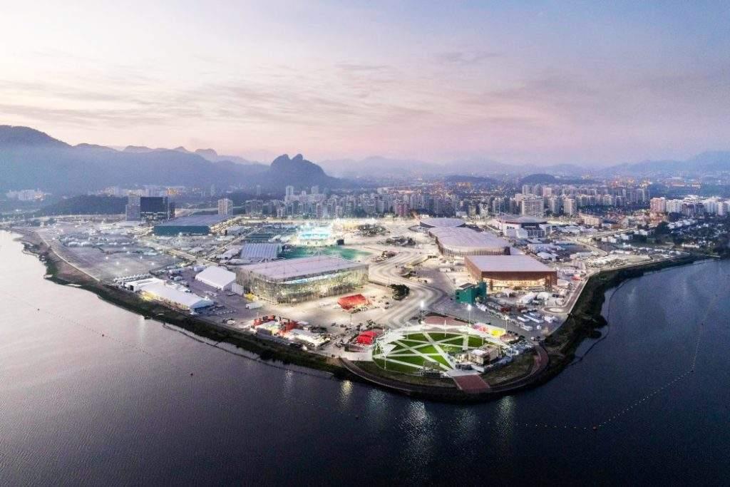 Parque Olímpico de Río de Janeiro