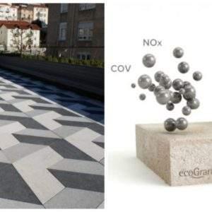 ecoGranic: el suelo para ciudades que transforma la contaminación en aire limpio 5