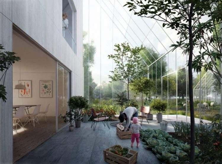 El proyecto, que se inaugurará en las afueras de Ámsterdam en el año 2017, podría ser replicado en otros países como Suecia, Noruega, Dinamarca y Alemania.
