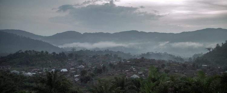 Paisaje de un país en conflicto: la RDC. Imagen: Vincent Urban