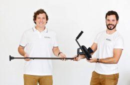 Emprendedores españoles lanzan unas muletas que acaban con el dolor en las manos 4