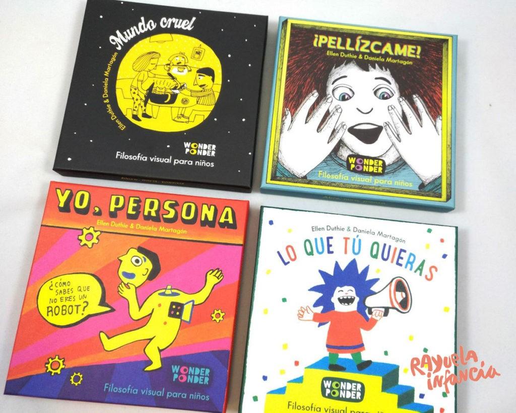 Una alternativa al adoctrinamiento de los libros tradicionales: filosofía visual para niños 3