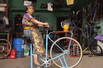 Bicimáquinas en Guatemala. Tecnologías para la autonomía y la soberanía campesina. 22
