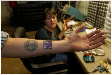 Biohacking, el nuevo movimiento que hackea tu cuerpo y hace temblar la industria biotecnológica 12