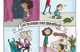 10 viñetas con las que toda madre o padre se sentirá identificado 12