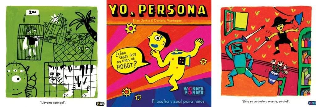Una alternativa al adoctrinamiento de los libros tradicionales: filosofía visual para niños 1