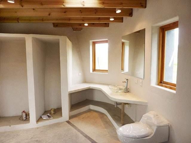 Casas ecológicas por 150 euros. La técnica del superadobe 15