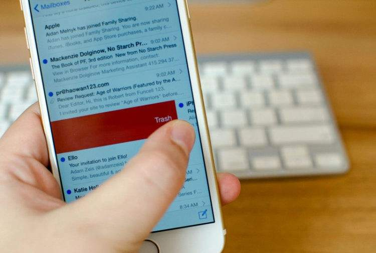 Borrar correos electrónicos puede ayudar a salvar el planeta 2