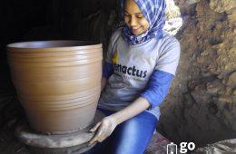 Una joven marroquí rediseña frigoríficos que no necesitan electricidad 16