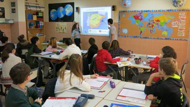 El colegio español que supera la educación de Finlandia 2