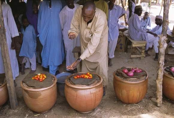 """""""Pot-in-pot"""": refrigerar alimentos sin consumir electricidad. Tecnologías para la libertad 2"""