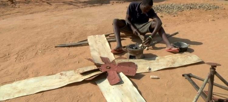 """""""William y el molino de viento"""". La historia del joven que salvó a su pueblo de la hambruna 5"""