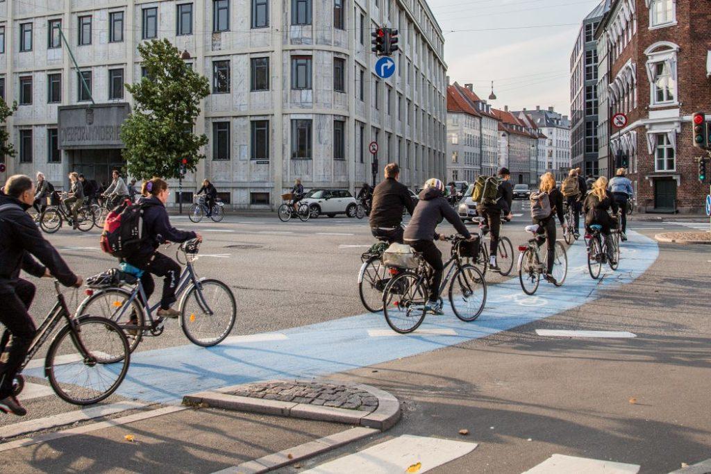 Bicicletas en Holanda. Se calcula que hay más de 18 millones de bicicletas en el país. Fuente: okdiario.com