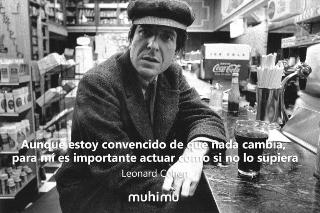 17 reflexiones de Leonard Cohen que rinden tributo a la melancolía 2