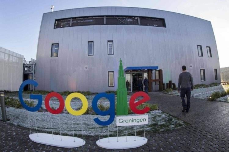 Centro de datos de Google en Groningen, Holanda. VINCENT JANNINK AFP. Fuente: http://economia.elpais.com/